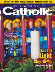 December/January - St. Augustine Catholic