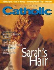 February - St. Augustine Catholic