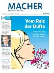 MACHER - Ausgabe 07/2014