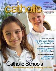May - St. Augustine Catholic