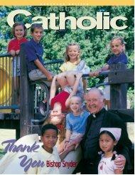 September (Keepsake edition) - St. Augustine Catholic