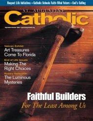 September/October - St. Augustine Catholic