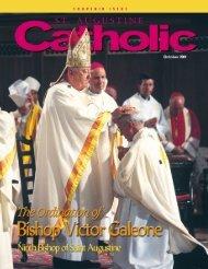 October (Souvenir issue) - St. Augustine Catholic