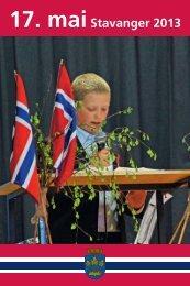 Last ned programheftet som pdf (3,9 mb) - Stavanger kommune