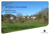 Emmaus friområde - Stavanger kommune