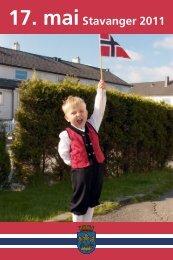 Les / last ned 17 mai programmet her. - Stavanger kommune