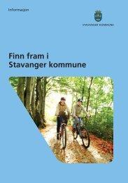 Finn fram i Stavanger kommune