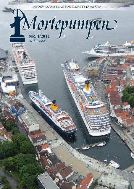 Mortepumpen nr 1 2012 - Stavanger kommune