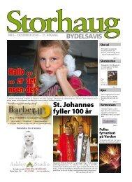 Storhaug bydelsavis 6 - Stavanger kommune