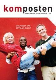 Komposten nr. 1 2008 - Stavanger kommune