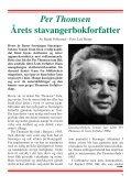 Mortepumpen nr 4. 2004 - Stavanger kommune - Domene - Page 7
