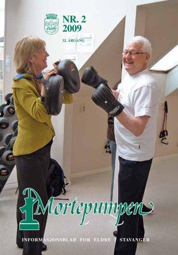 Mortepumpen nr. 2 2009 - Stavanger kommune