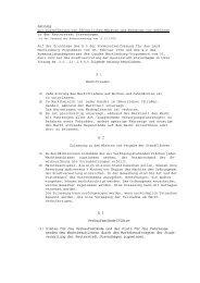 Gebührensatzung für öffentl. Märkte - Reuterstadt Stavenhagen