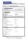Bezpečnostní list - STAVOMARKET - Page 3