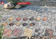 Betonová dlažba skladebná History - Katalog - STAVOMARKET