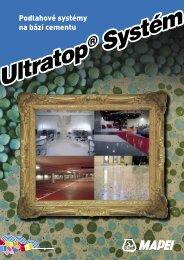 Ultratop systém - B-port