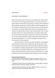 1 Sophie Wolfrum TUM 2005 urban radicals – munich depression ...
