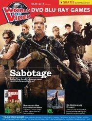 World of Video Kundenmagazin 2014/08