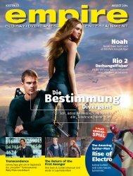 empire Kundenmagazin 2014/08