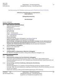 D-Würzburg: Dienstleistungen von Ingenieurbüros - Staatliches ...