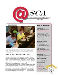 at SCA10-17 - St. Cecilia Academy