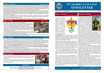 GP User Newsletter Issue 1 (PDF 128Kb) - St. James's Hospital