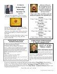 ALL SAINTS DAY THURSDAY - St. Clement Eucharistic Shrine - Page 4