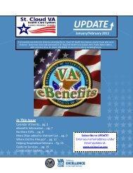 UPDATE - St. Cloud VA Health Care System