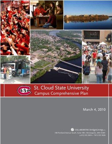 2010 Campus Comprehensive Plan - St. Cloud State University