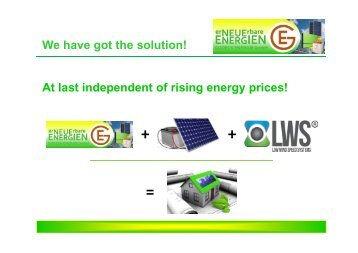 Godeck Energie ENG