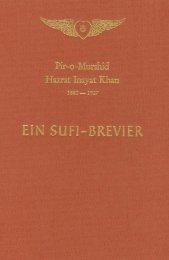 Ein Sufi-Brevier von Hazrat Inayat Khan (Leseprobe)