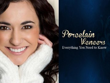 Porcelain Veneers in Fort Wayne – Everything You Need to Know