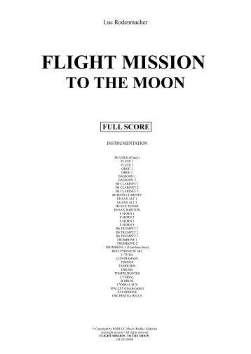 FLIGHT MISSION
