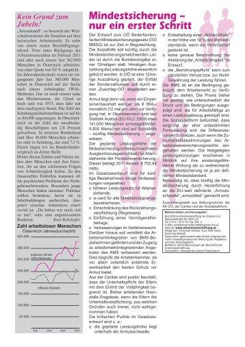 Infos 89 - März 2011