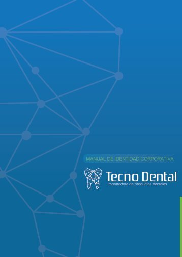 Manual de Identidad Corporativa - Tecno Dental