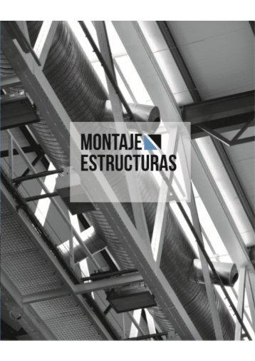 Catalogo - Montaje, estructuras: Azero peru - 2014