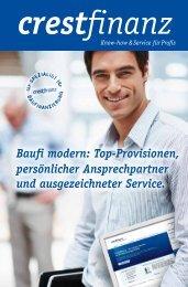 crestfinanz - Know-how & Service für Profis