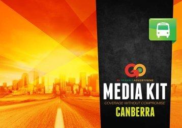 Go Transit - Canberra MEDIA KIT 2014