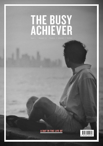 The Busy Achiever