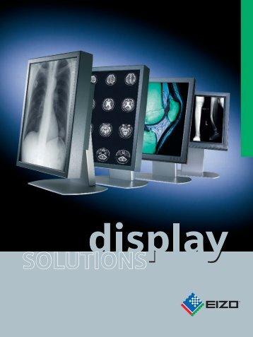 医用显示器 - EIZO 艺卓专业显示器