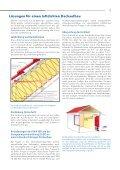 Wind- und Luftdichtigkeit bei geneigten Dächern - Energieland ... - Seite 3