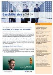 PDF-Download der gesamten Ausgabe - Geschäftsreise effektiv