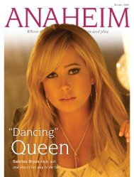 Anaheim Magazine (Page 1) - City of Anaheim