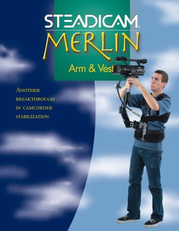 Merlin Arm & Vest Brochure - Lemac