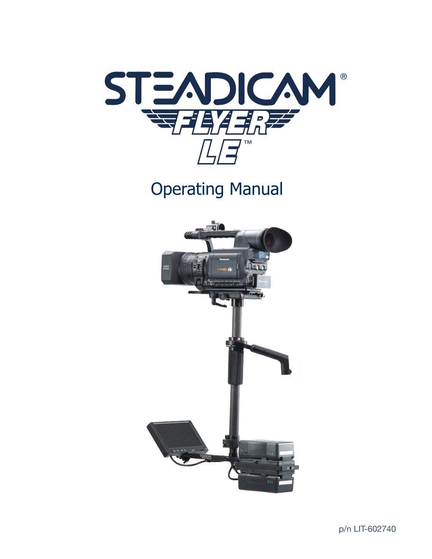 40 free Magazines from STEADICAM.COM