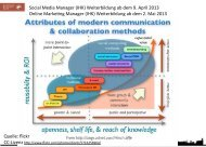 """Social Media in der Praxis"" als pdf zum Download - Steadynews"