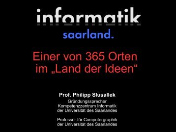 PDF des Vortrags - Steamtalks