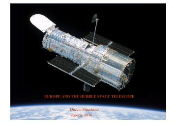 VENEZIA Duccio1.pdf - Space Telescope-European Coordinating ...