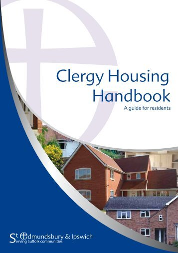 Clergy Housing Handbook - The Diocese of St Edmundsbury and ...