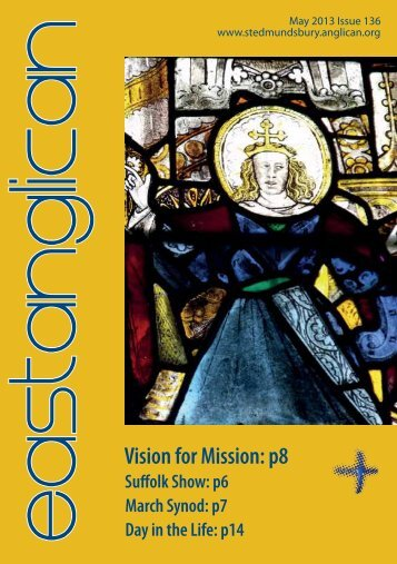 Vision for Mission: p8 - The Diocese of St Edmundsbury and Ipswich